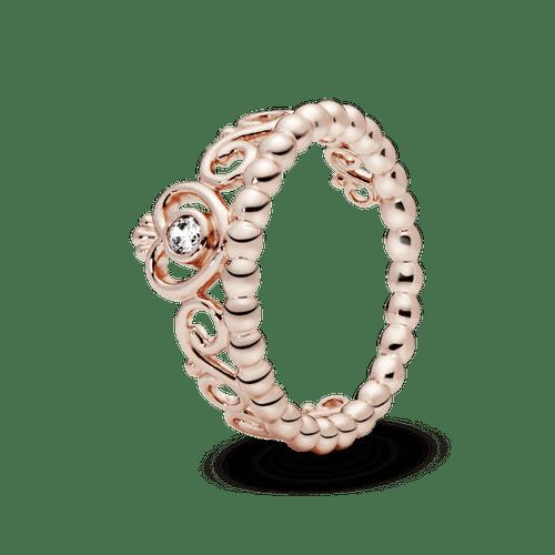 Anillo Corona De Mi Princesa Cz Clara  Pandora Rose