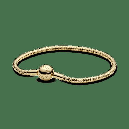 Brazalete cadena de serpiente Pandora Moments Shine