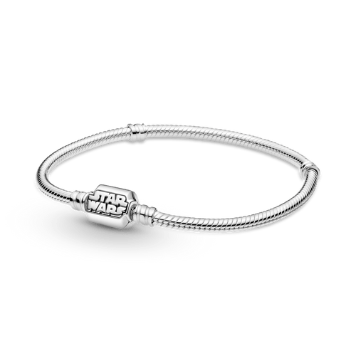 Brazalete Pandora Moments Star Wars Cadena de Serpiente