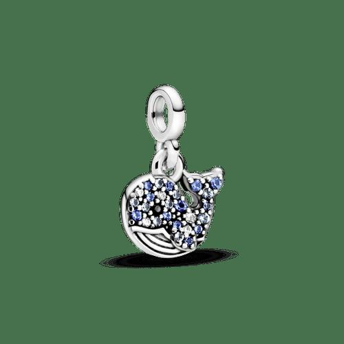 Charm Colgante Mi Ballena Azul Pandora Me