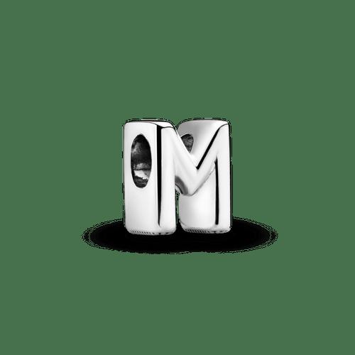Charm del alfabeto letra M