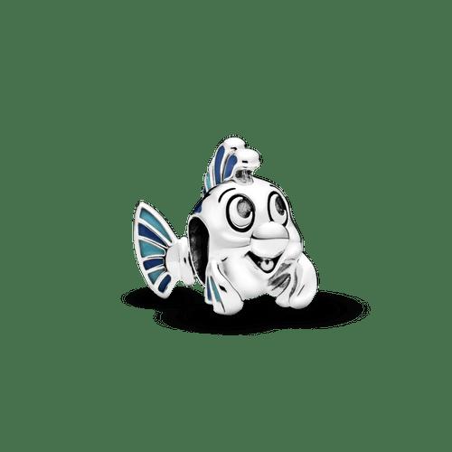 Charm PANDORA Flounder La Sirenita De Disney