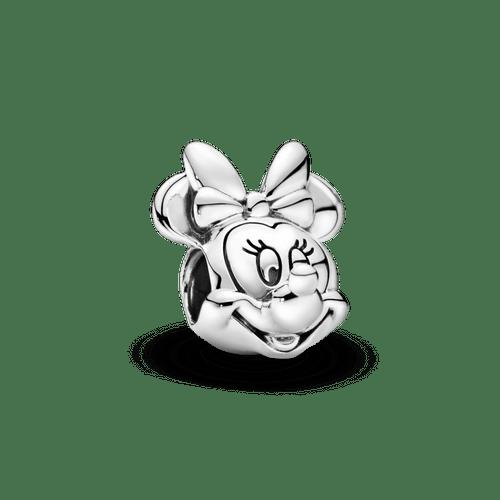 Charm retrato de Minnie de Disney