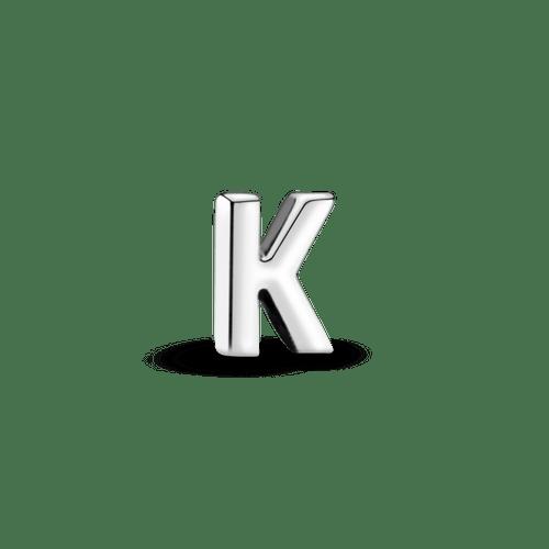 Pequeño Elemento Para Medallón Letra K