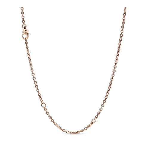 Collar cadena de cable Pandora Rose