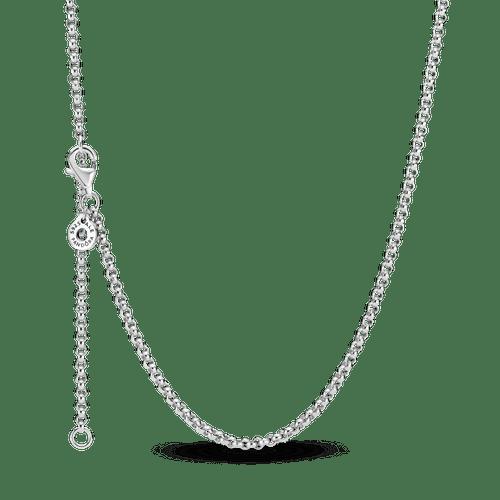 Collar de cadena Rolo