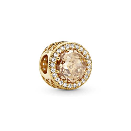 Charm Dorado Luz Resplandeciente Pandora Shine