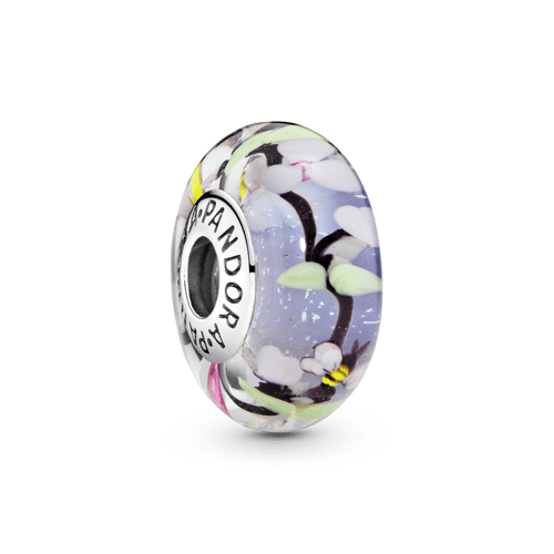 Charm cristal Murano Paisaje de Jardín