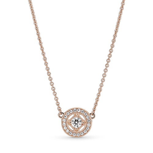 Collar Círculo Clásico  Pandora Rose