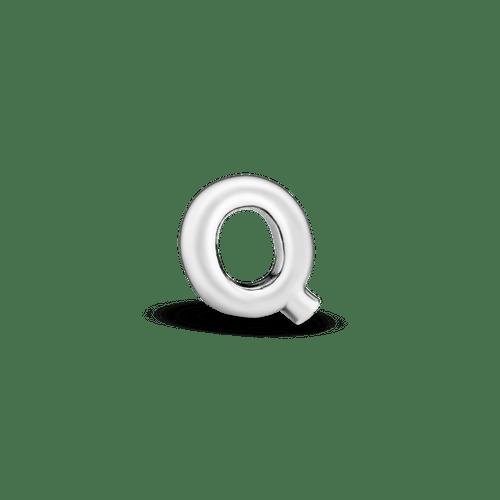 Pequeño Elemento Para Medallón Letra Q