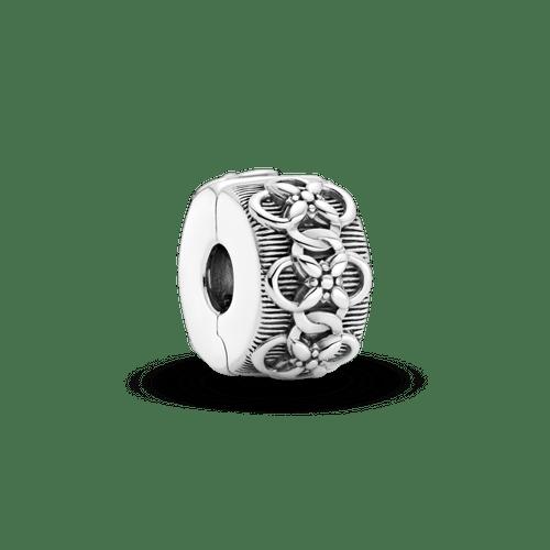 Clip Charm Sujetador Patrón De Flor
