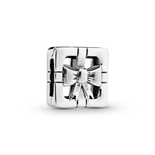 Charm Clip Sujetador Caja De Regalo Calada